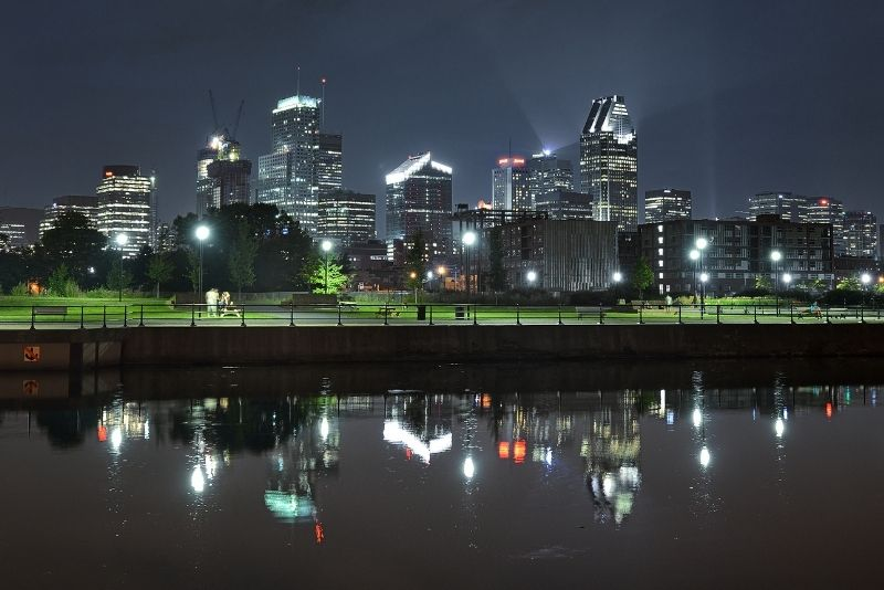 ghost tours in Montreal, Canada