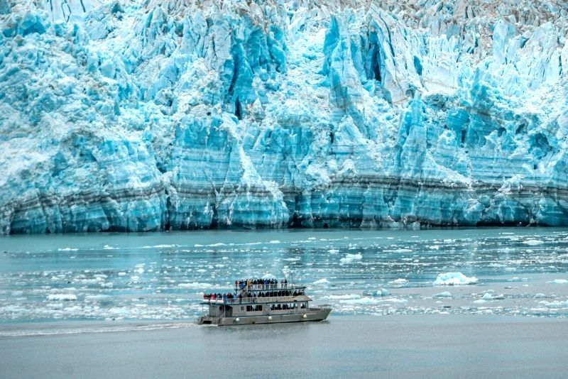 glacier cruise in Anchorage