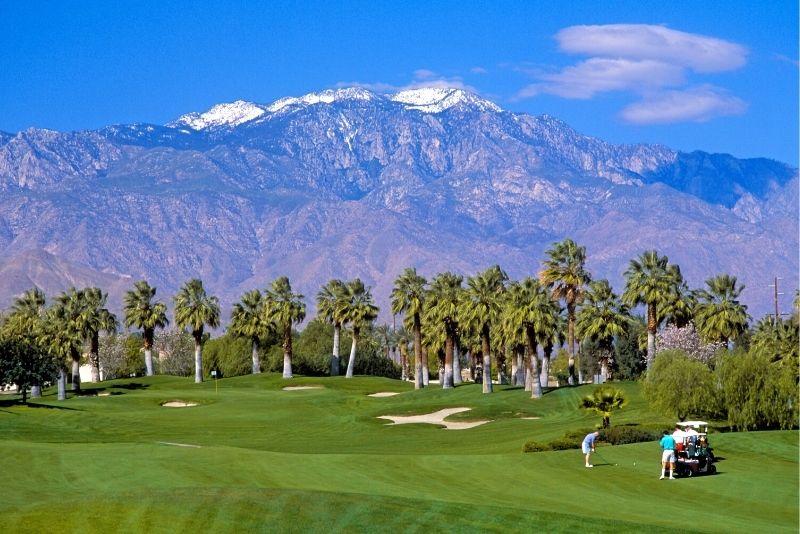 golf in Palm Springs