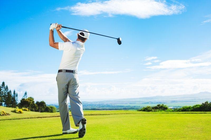 golf in Sarasota