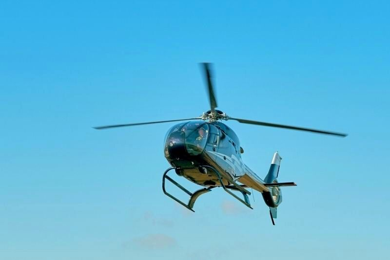 helicopter tours in Baltimore