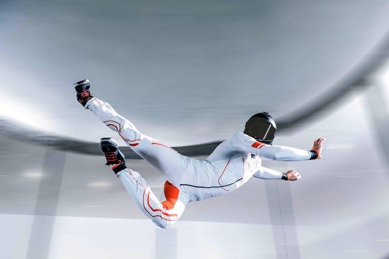 indoor skydiving in Baltimore