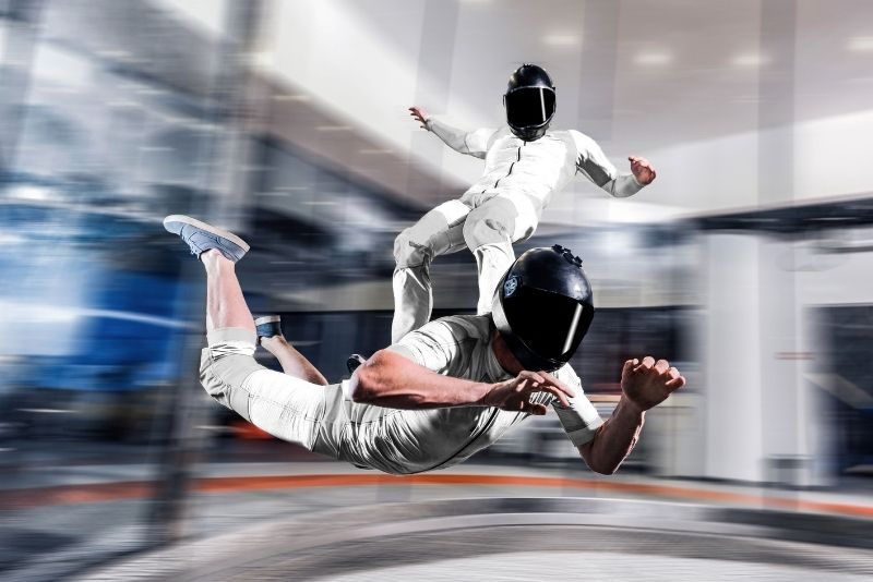 indoor skydiving in Manchester