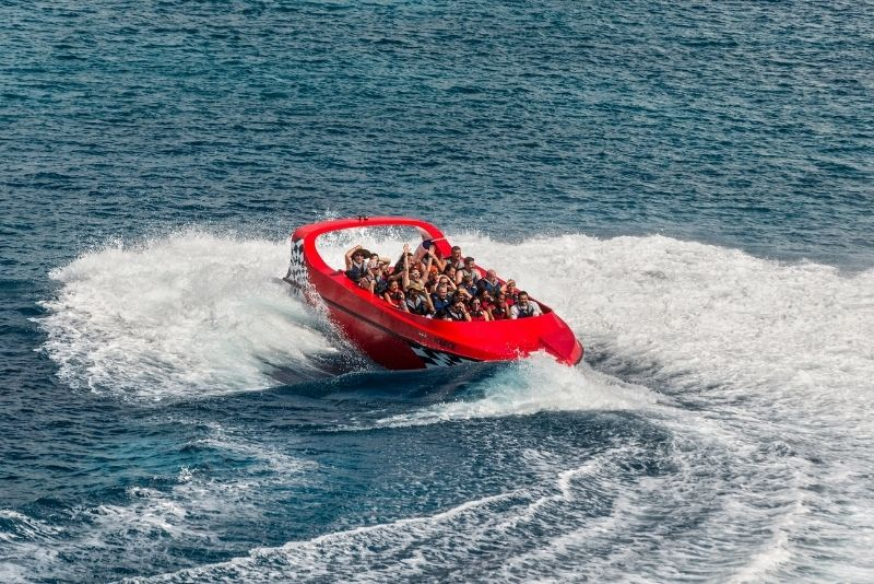 jet boat tours in Panama City Beach