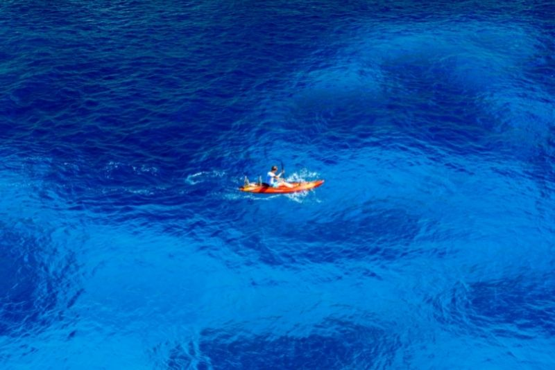 kayaking in Panama City