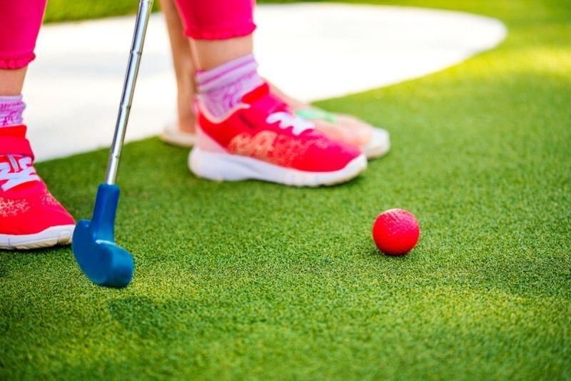 mini golf in Hilton Head Island