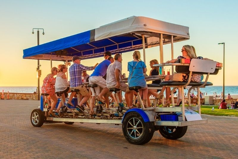 pedal tours in Norfolk