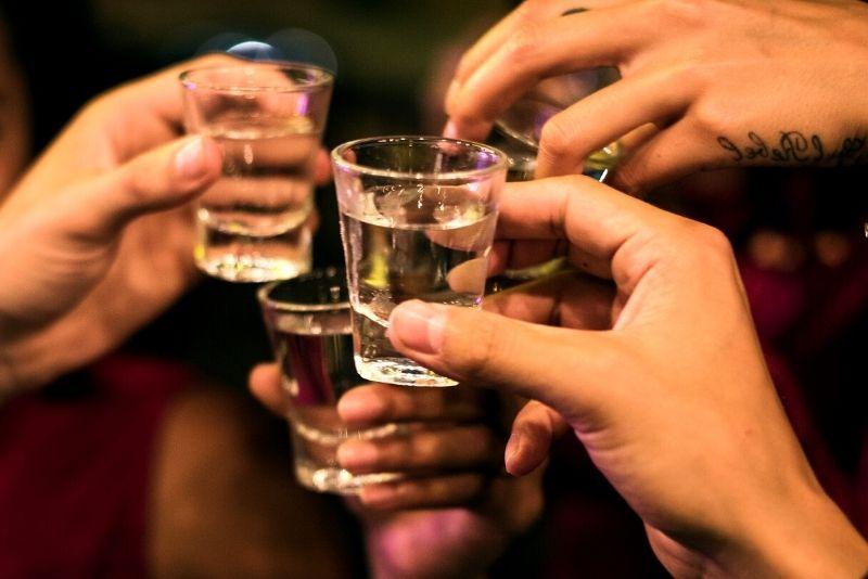 polnische Wodka-Touren in Warschau