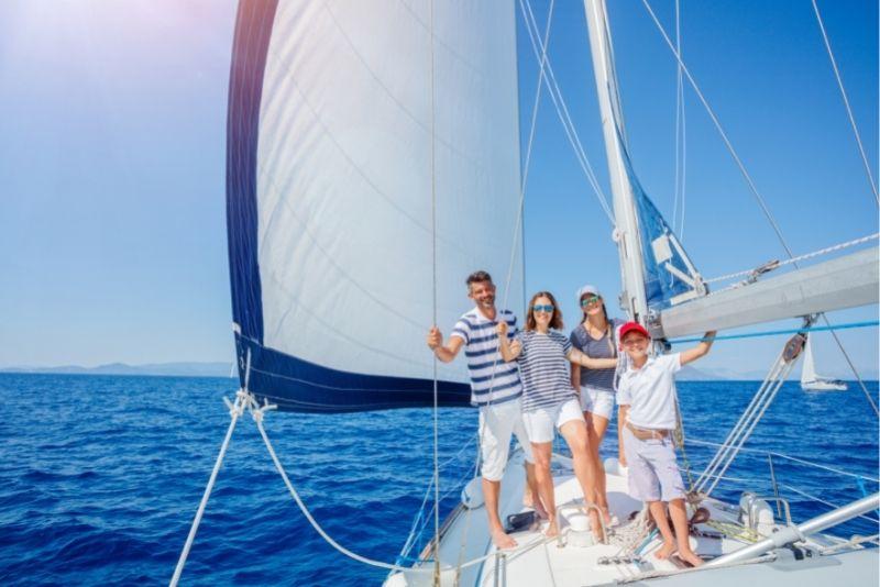 private boat tour in Hilton Head Island