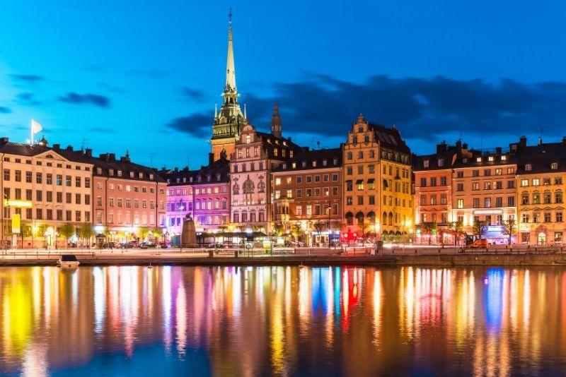 giro dei pub a Stoccolma