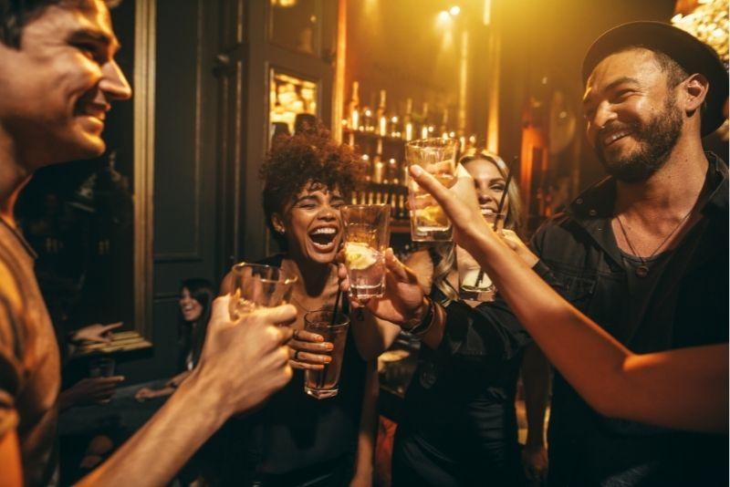 giro dei pub a Vienna