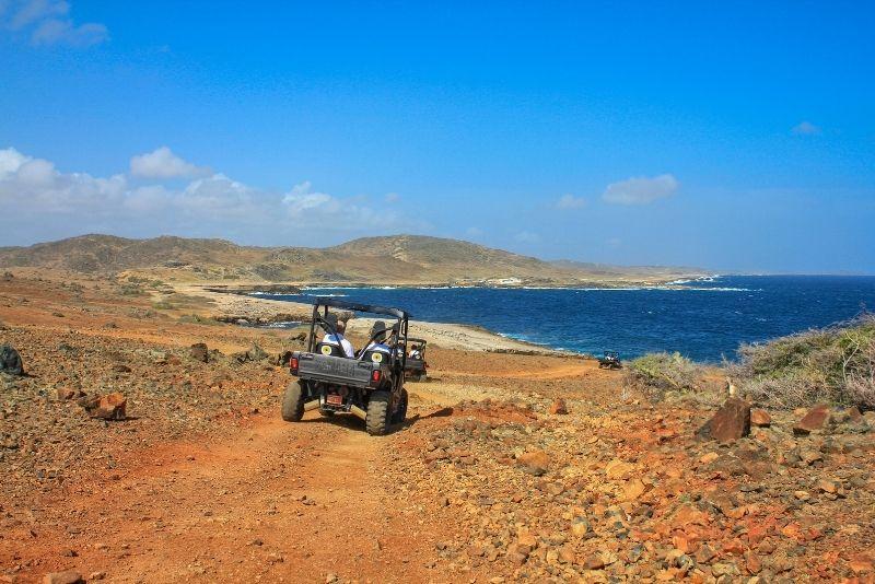 quad tours in aruba