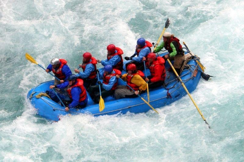 rafting in Jackson Hole