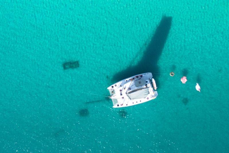 sailing tour in Destin