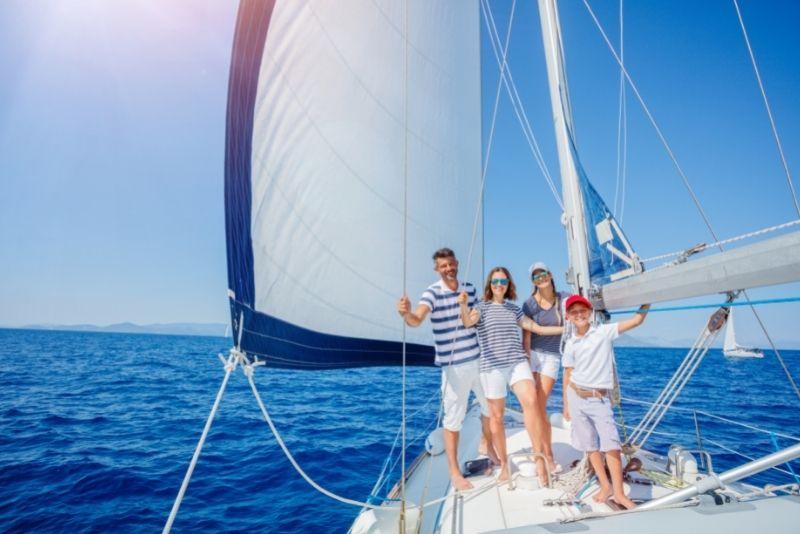 tour in barca a vela a Stoccolma