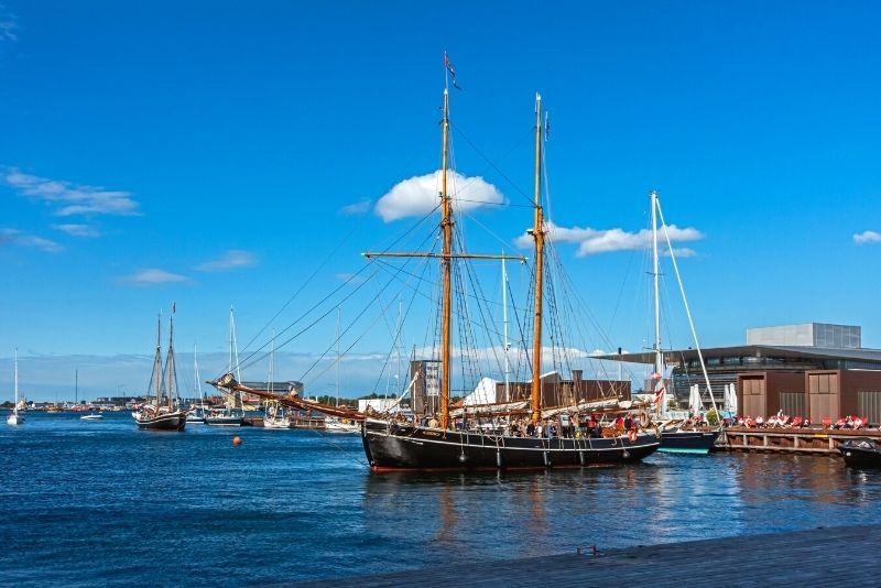 Schoner-Bootstour in Kopenhagen