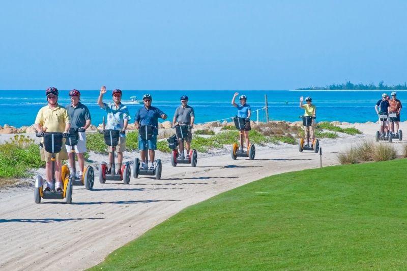 segway tour in Aruba