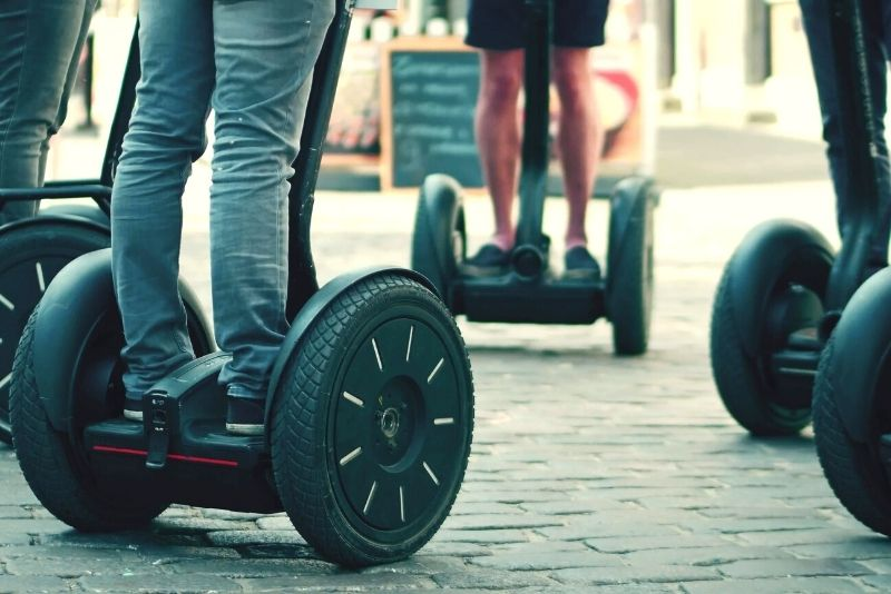 segway tour in Istanbul