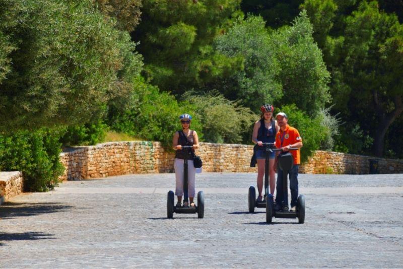 segway tours in Athens