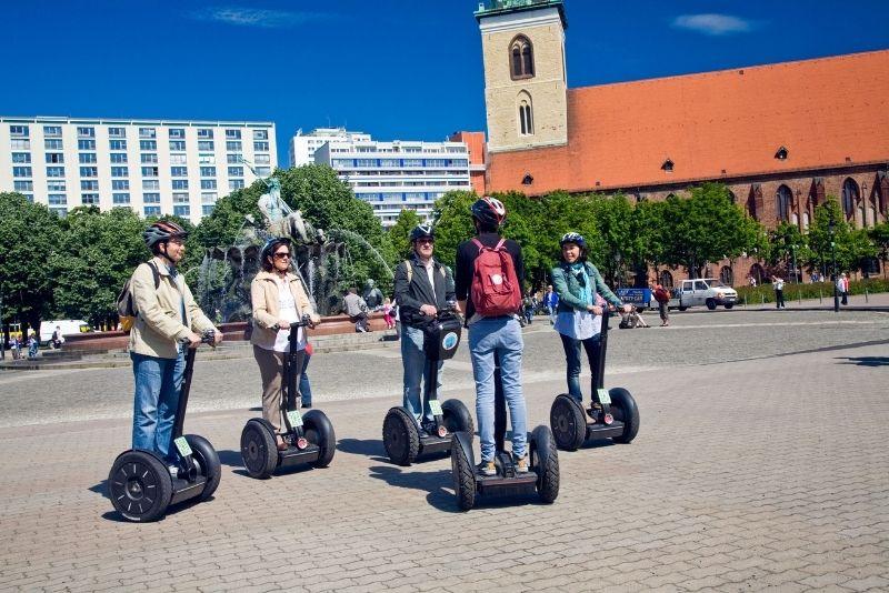 Segway-Touren in Berlin