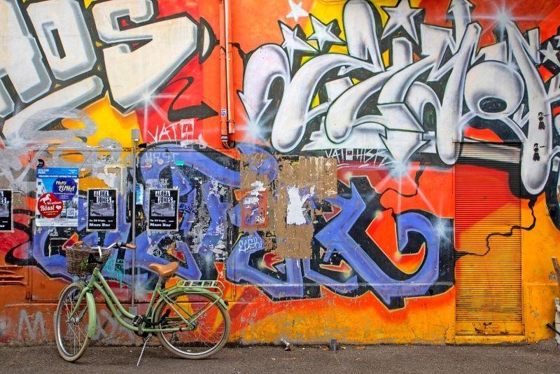 street art tours in Zurich
