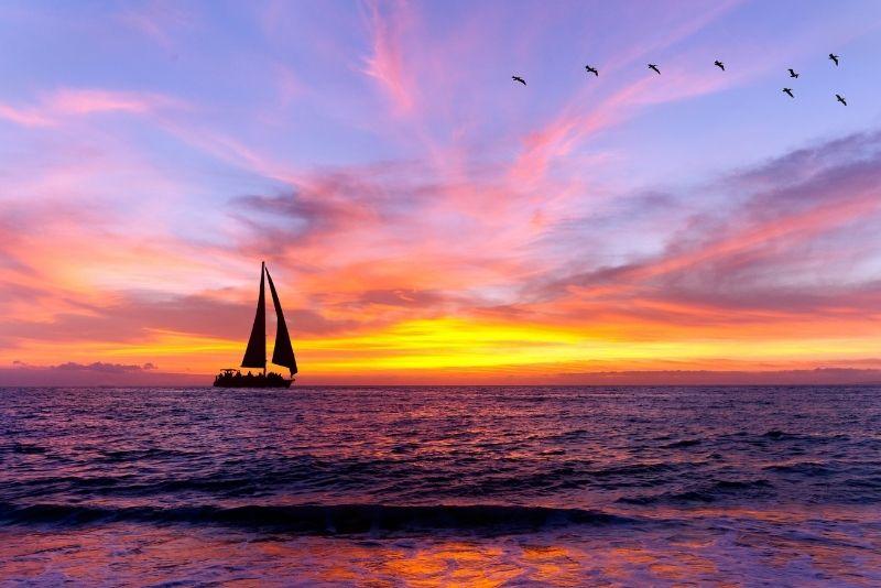 sunset cruises in Jacksonville