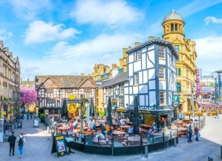 things to do in Manchester, UK