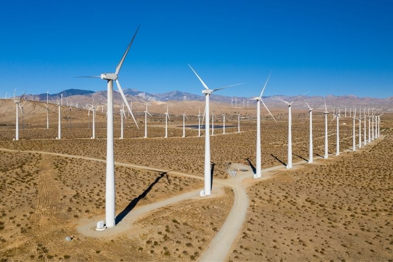 windmill tours in Palm Springs