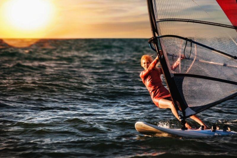 windsurf a Stoccolma