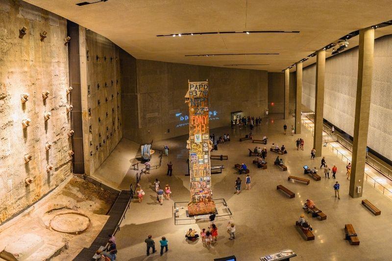 9:11 Memorial & Museum, Manhattan