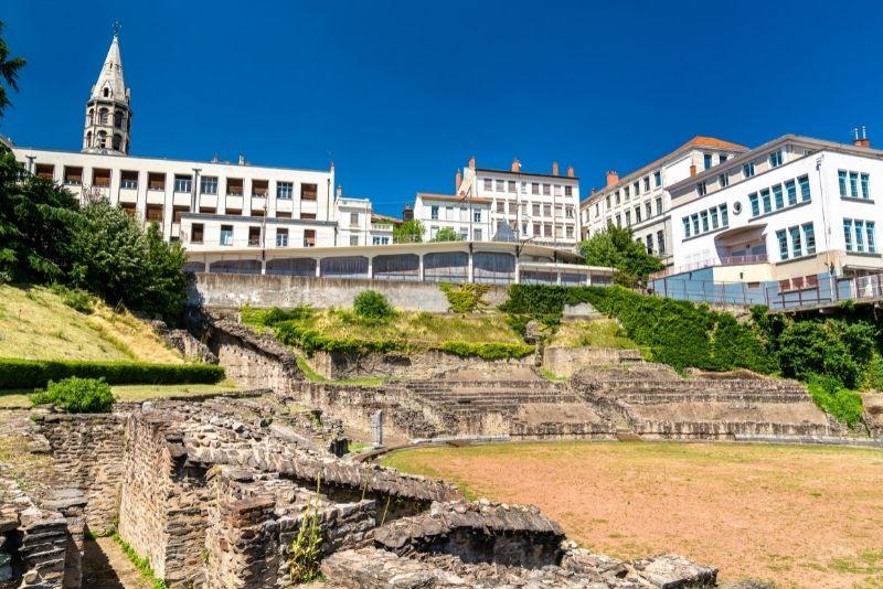 Amphitheater of the Three Gauls, Lyon