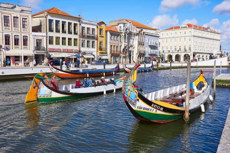 Aveiro tours from Porto