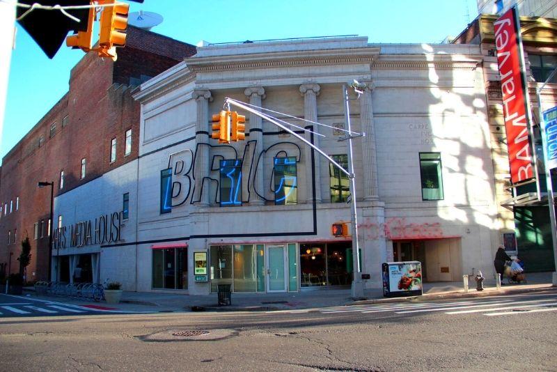 BRIC Arts Media exhibitions, Brooklyn