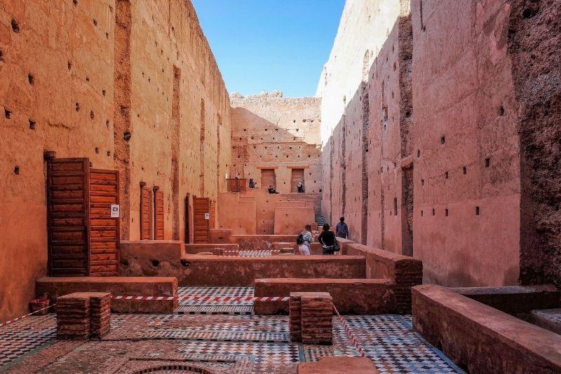 Badii Palace, Marrakech