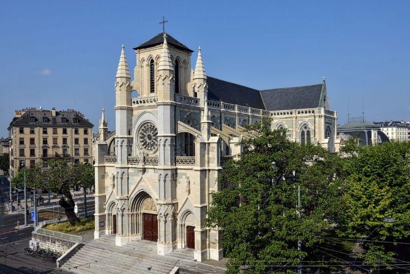 Basilica Notre-Dame, Geneva