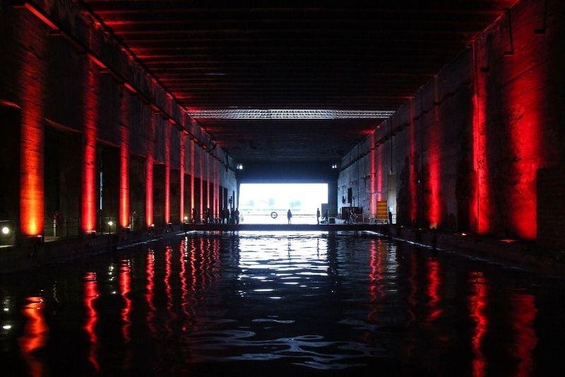 Bassins de Lumières, Bordeaux