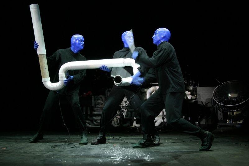 Blue Man Group, Manhattan