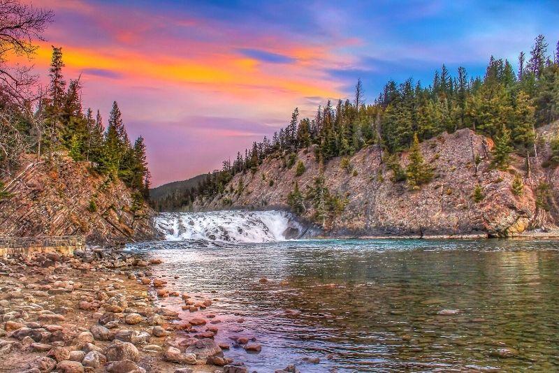 Bow Falls Trail, Banff