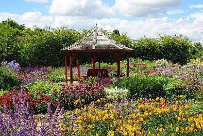 Breezy Knees Garden, York, UK