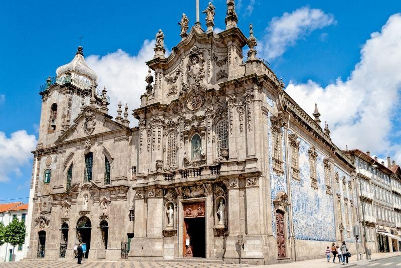 Carmo & Carmelitas Churches, Porto