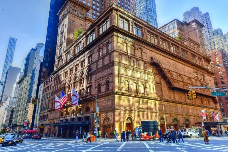 Carnegie Hall, Manhattan