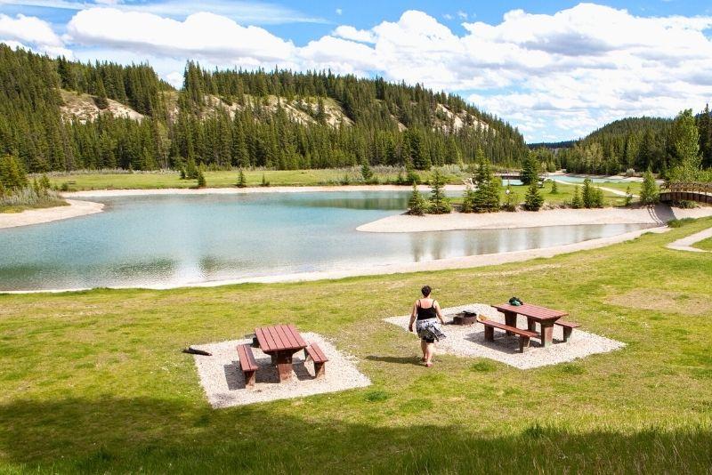 Cascade Ponds, Banff
