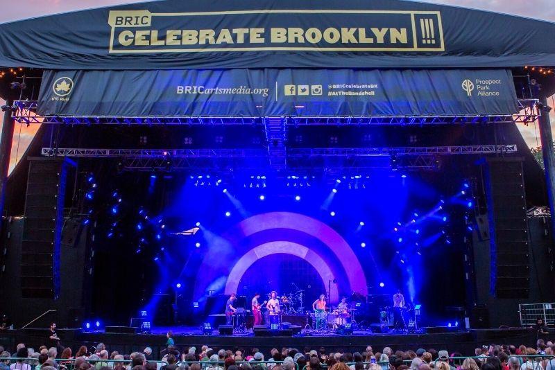 Celebrate Brooklyn festival