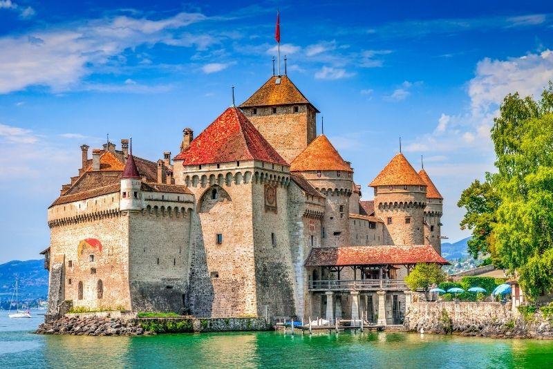 Château de Chillon, Geneva
