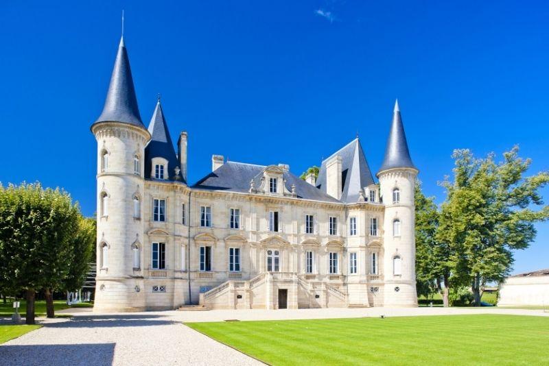 Château Pichon Longueville, Pauillac, Médoc
