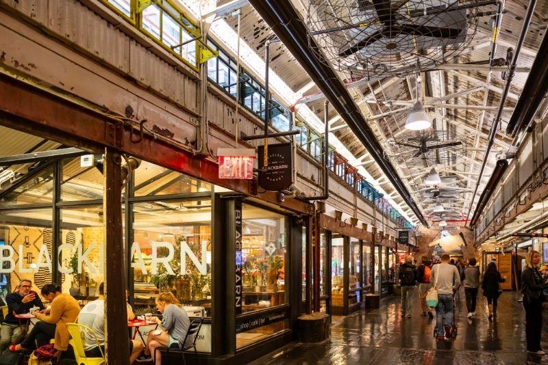 Chelsea Market, Manhattan