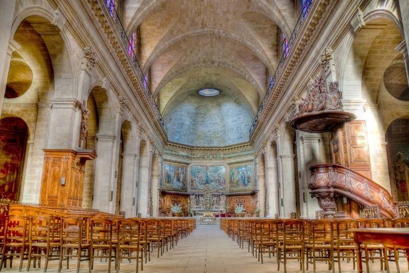 Church of Notre-Dame de Bordeaux