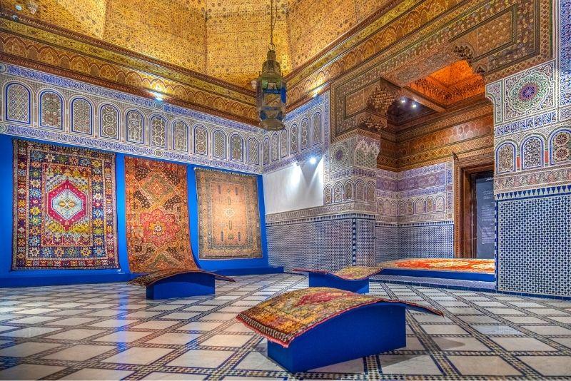 Dar Si Said local history museum, Marrakech