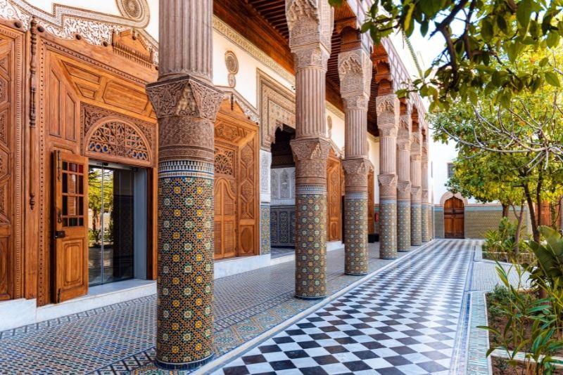 Dar el-Bacha palace, Marrakech