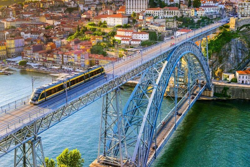 Dom Luis I Bridge, Porto